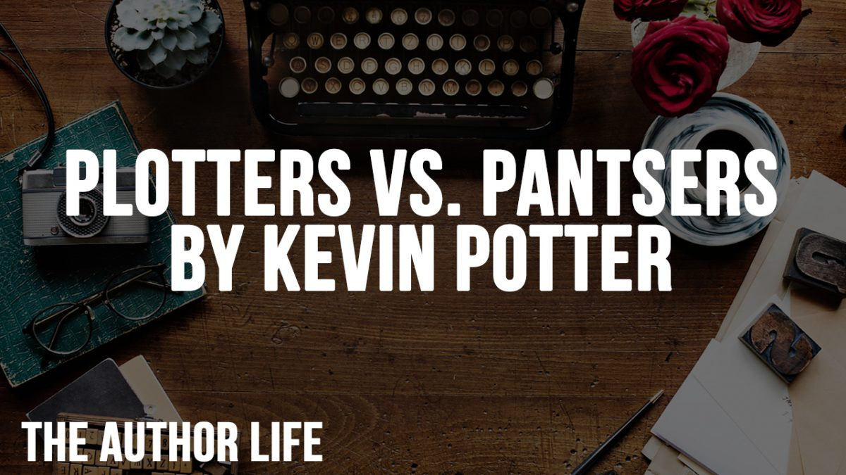 plotters vs. pantsers