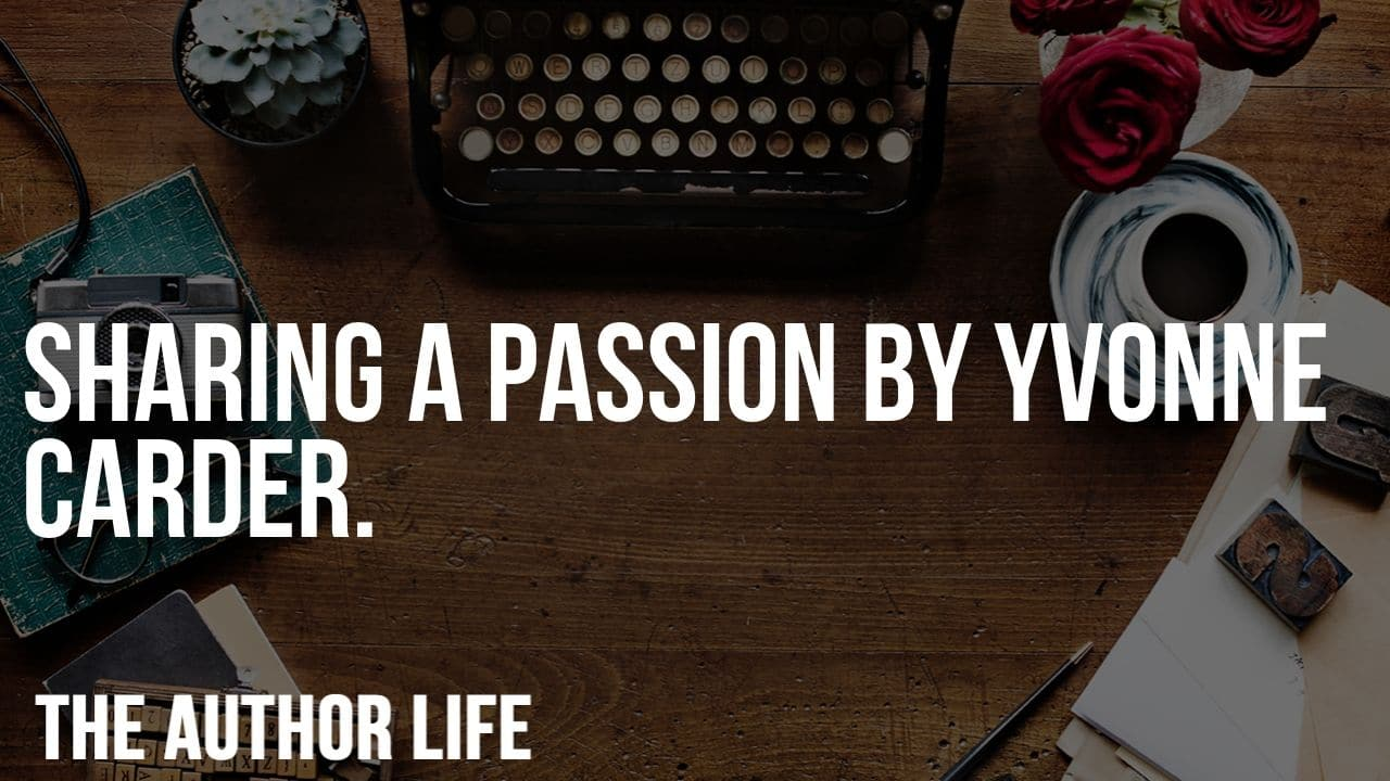 Sharing a passion